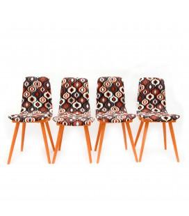 "Komplet krzeseł ""Pozytyw"" - Chair ""Positive"""