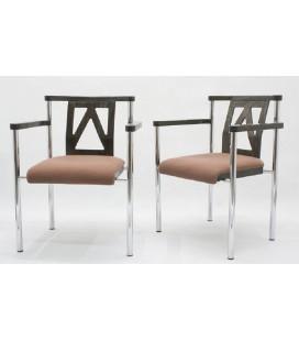 Komplet 2 Krzeseł / Foteli Produkt oryginalny - sygnowany