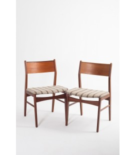 Komplet dwóch krzeseł