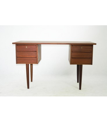 Duńskie biurko z lat 60-tych