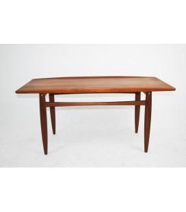 Duński stolik kawowy Projektu Grete Jalk dla P.Jeppensen Mobelfabrik.