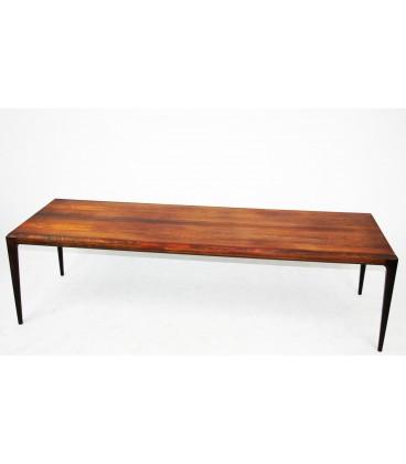 Stół klubowy, ława palisandrowa