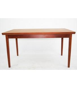 Stół jadalniany, Teak, Lata 60-te
