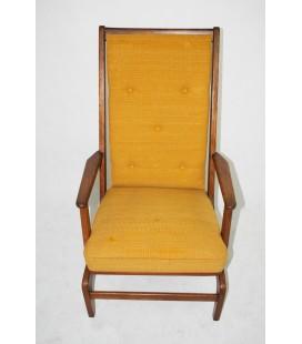 Fotel bujany, Dania, Lata 50-te.