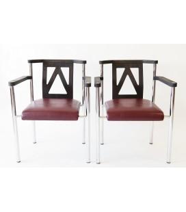 2 Fotele Kusch & CO, Niemcy, Lata 80-te.