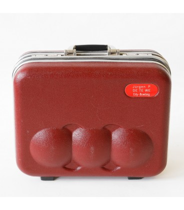 Walizka Asoma na kule do kręgli - Vintage Asoma dla Bowling ball