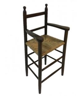 Krzesło małej księżniczki/ księcia, Dania, Lata 60-te.