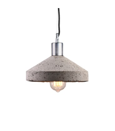 Lampa betonowa ROCKET Grey