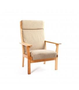 Fotel projektu Hans Jorgensen Wegner GE 181 A