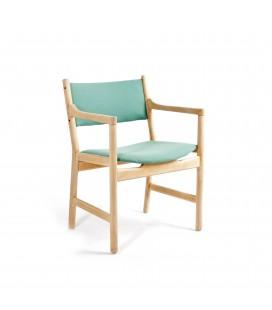 Dębowy Fotel CH52 Proj. H. J. Wegner Johannes Hansen Cabinetmakers
