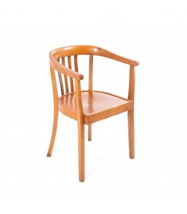 Fotel lata 60-te Niemcy Bauhaus