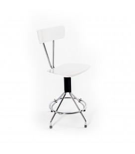 Krzesło obrotowe Bauhaus lata 70-te