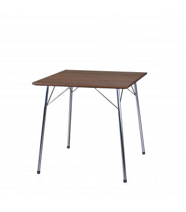 Stół projektu Arne Jacobsen dla Fritz Hansen
