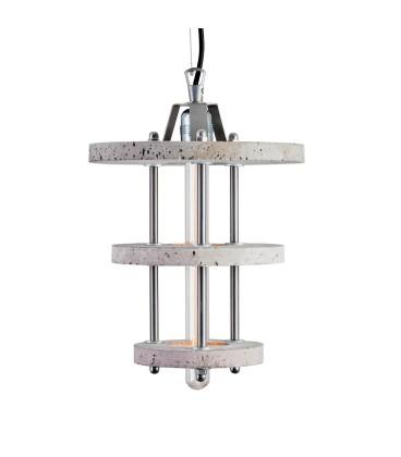 Lampa betonowa LEVELS 3CBA - Grey