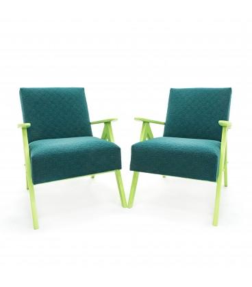 Fotel Zielone Marzenie - Green Dreams