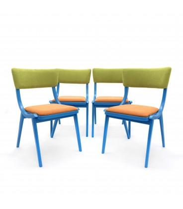 "Krzesła ""Skoczki - Miś Uszatek"" - ""Jumper"" chair ""Uszatek Teddy"""