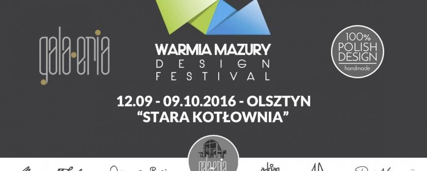 WARMIA MAZURY DESIGN FESTIWAL